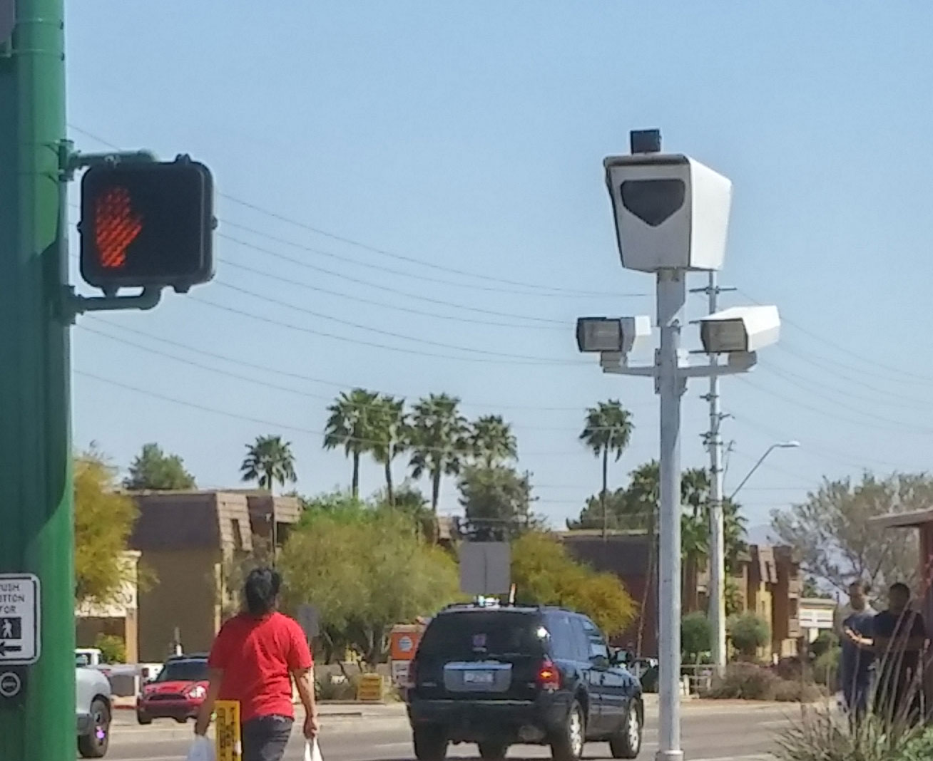 Phoenix-Area Photo Enforcement Cameras Going Back On, But Do They