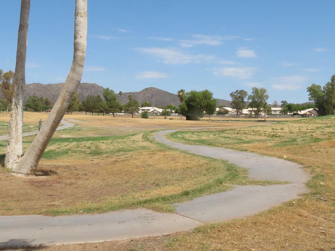 Ahwatukee golf course