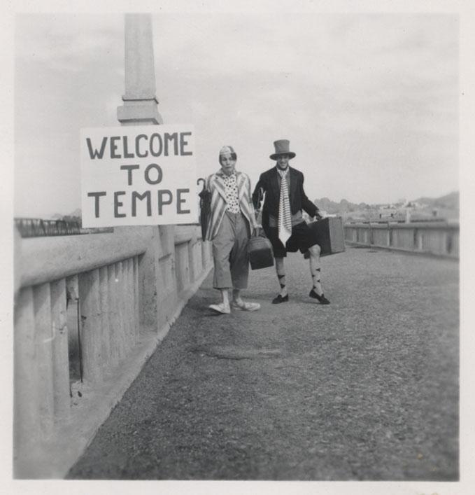 Ash Avenue Bridge - Wallace and Ladmo