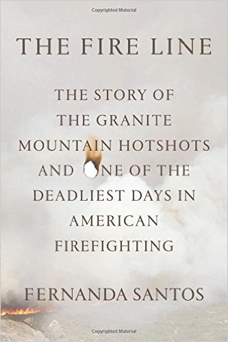 The Fire Line book cover