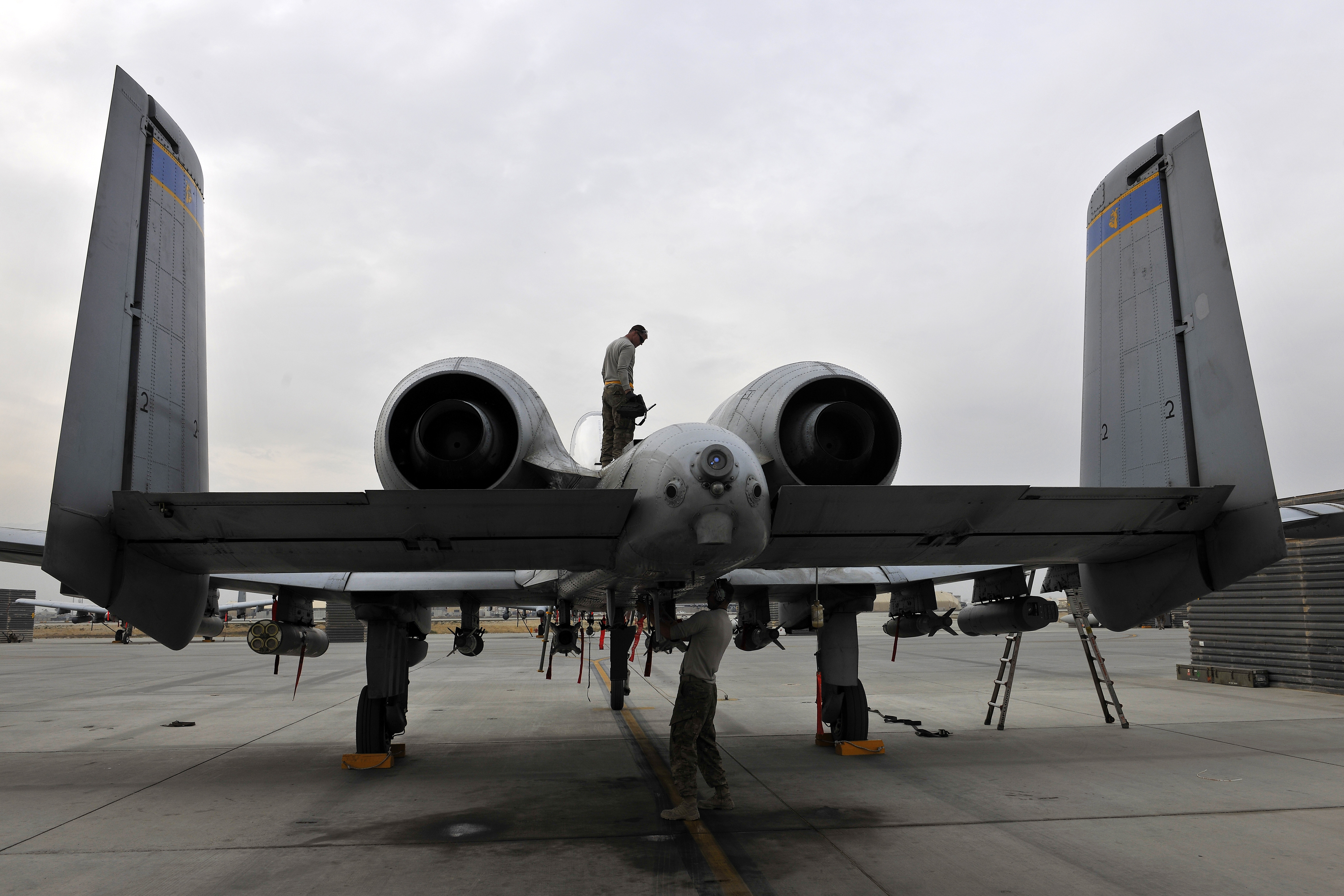 A-10 at Davis Montham AFB