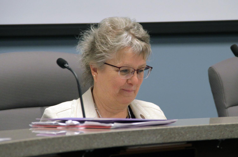School Superintendent Diane Douglas