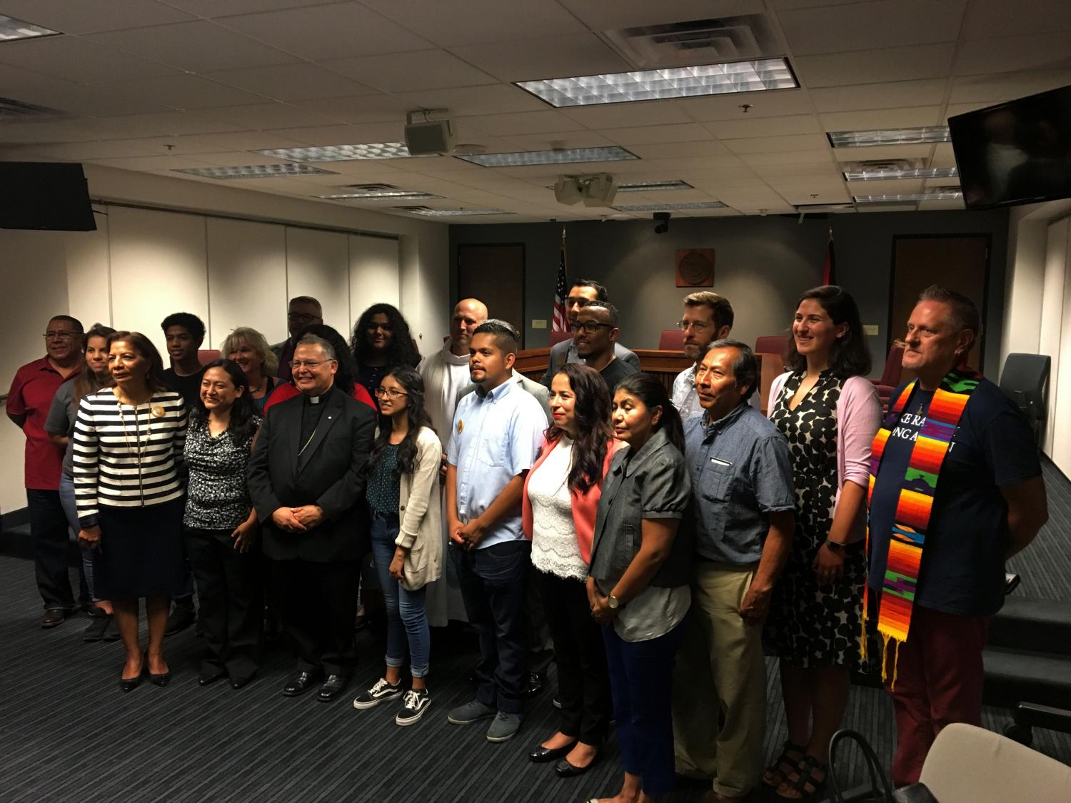 Arizona faith leaders respond to DACA