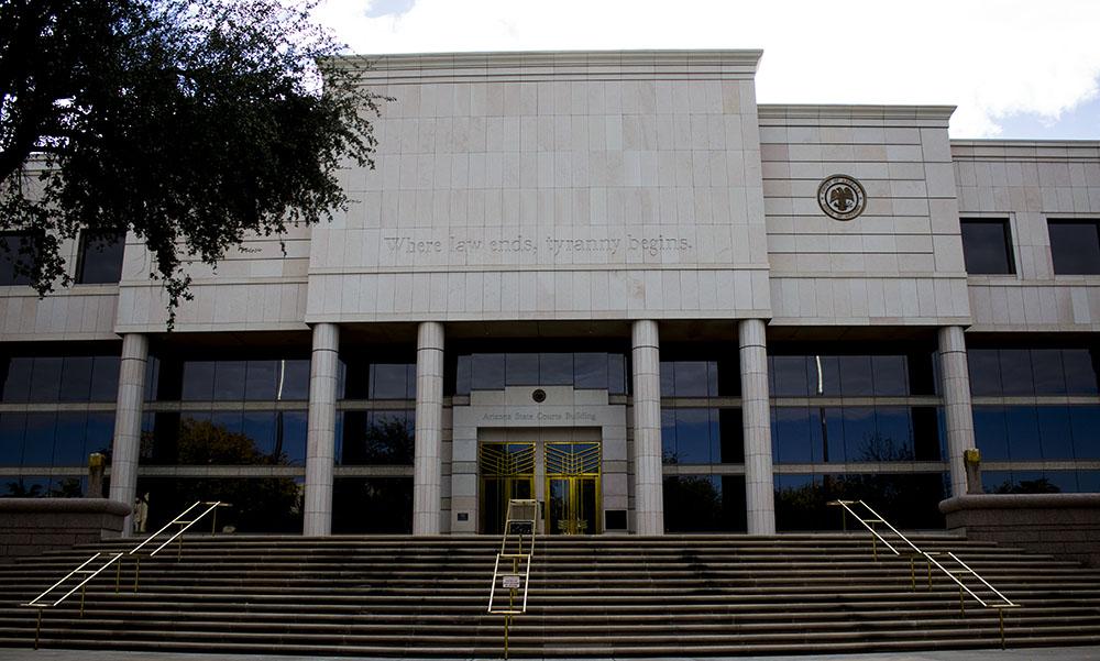 Arizona Supreme Court building