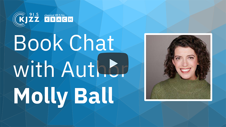Book Chat with Author Molly Ball