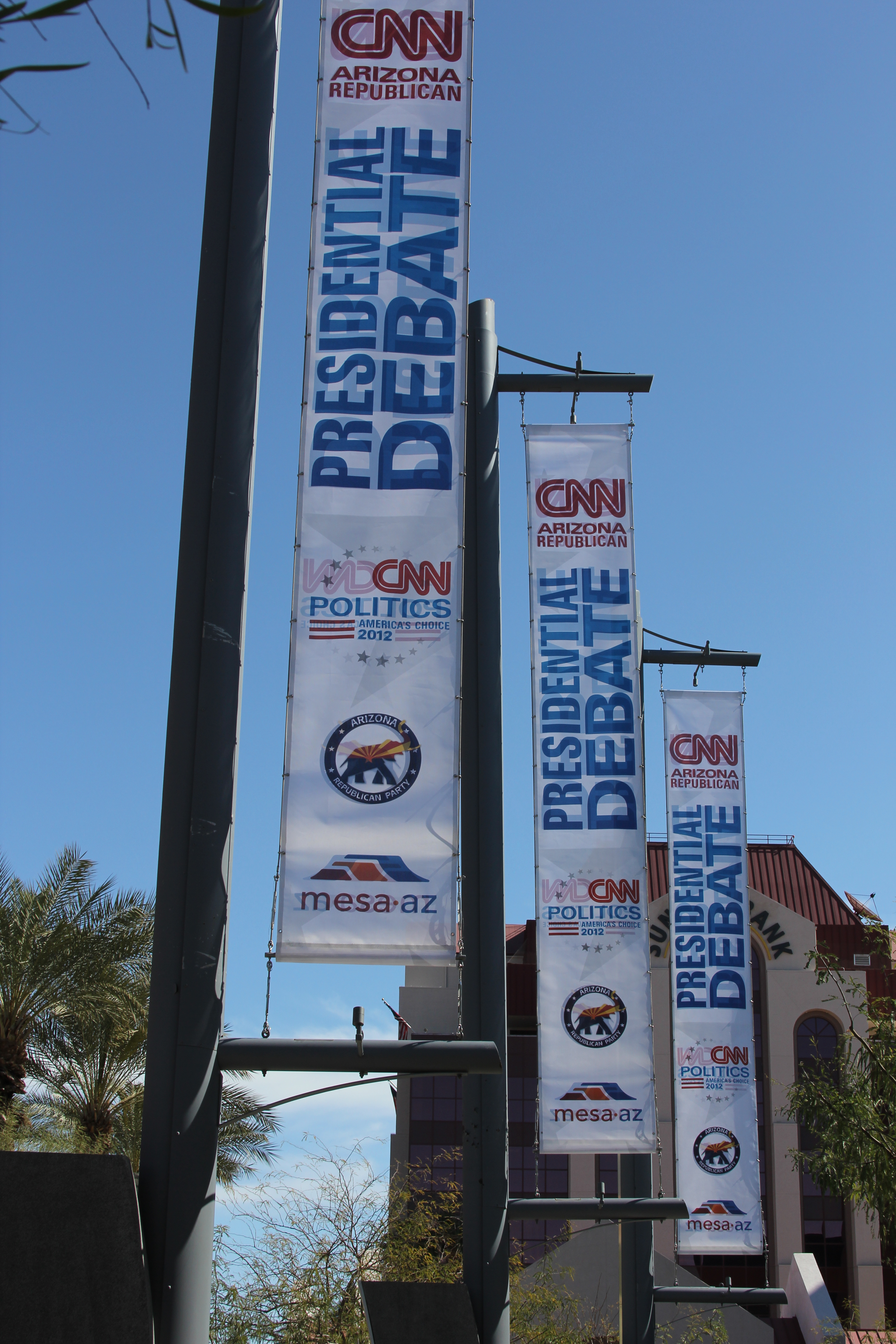 CNN Arizona Debate