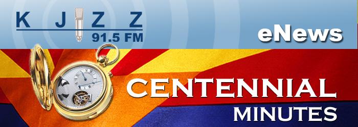 KJZZ eNews: Centennial Minutes