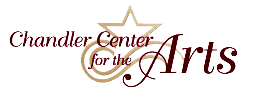 Chandler Center for the Arts logo