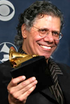 Chick Corea with his Grammy