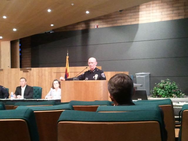 Chief Tim Dorn
