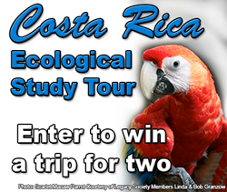 Enter to Win a Trip For Two - KJZZ's Costa Rica Ecological Study Tour