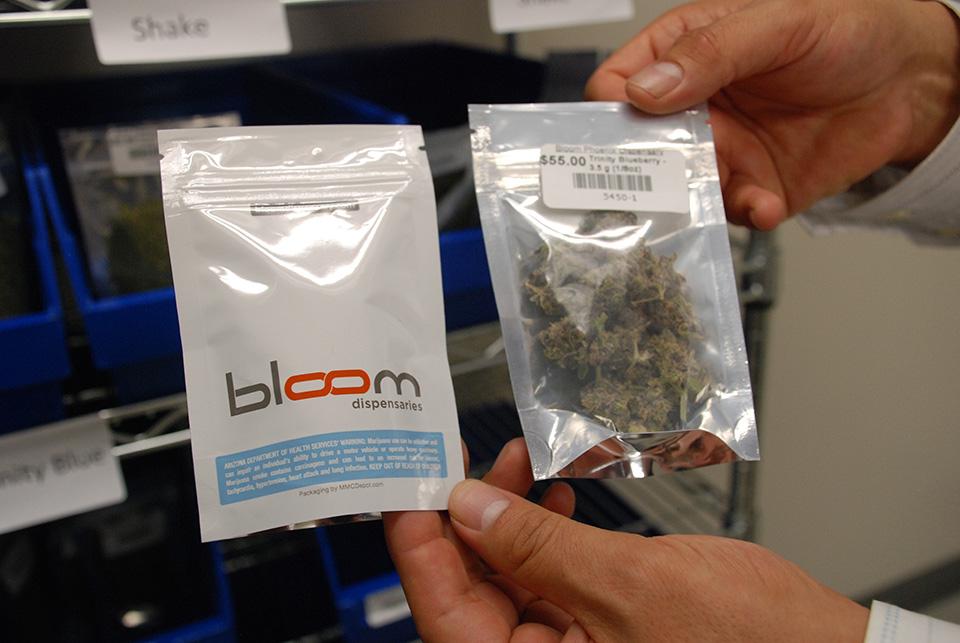 Going Inside A Medical Marijuana Dispensary | KJZZ