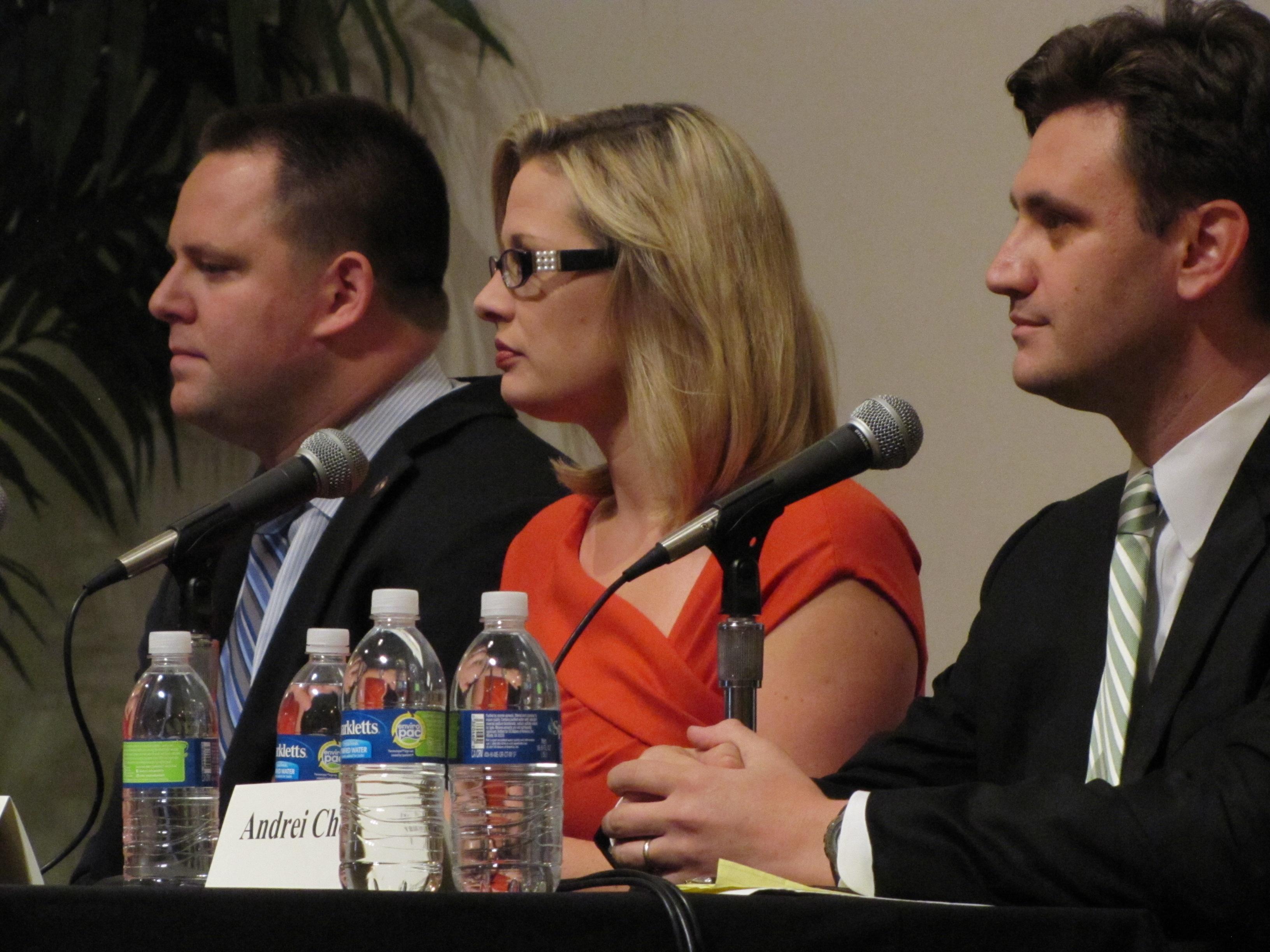 KJZZ Congressional District 9 Democratic Candidate Forum
