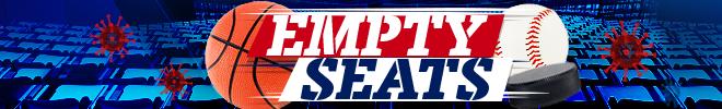 KJZZ's Empty Seats Logo