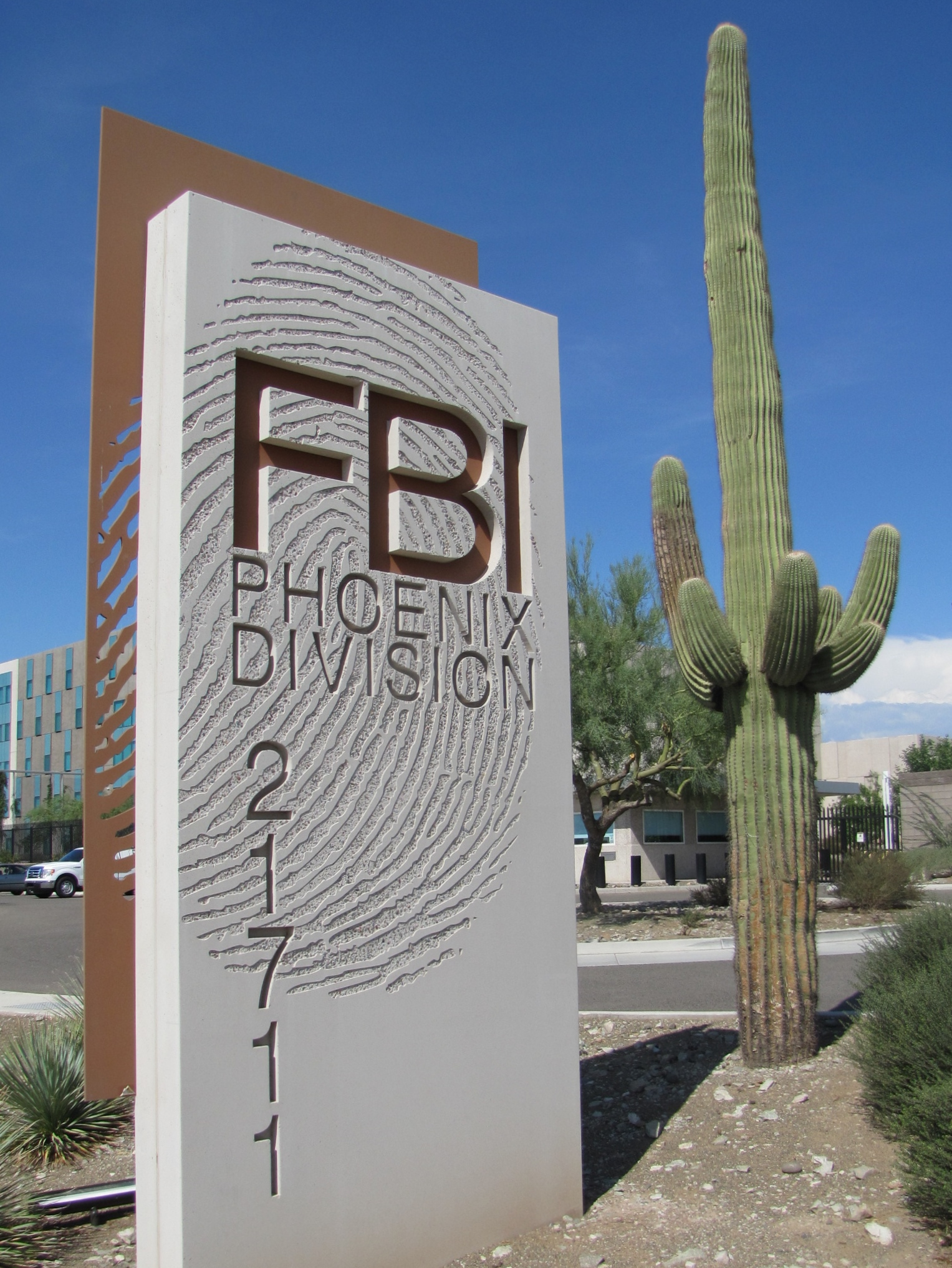 Phoenix FBI building