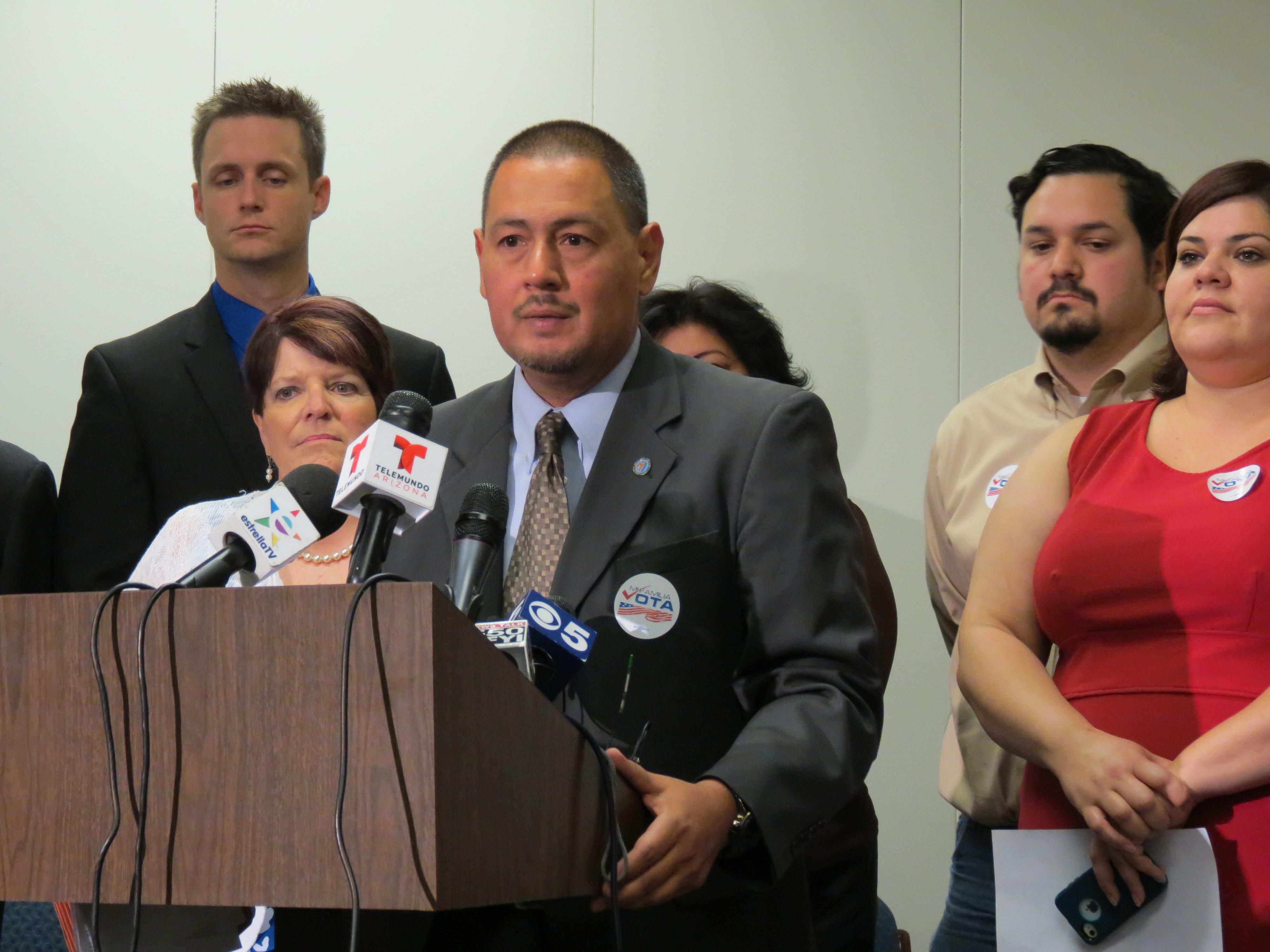 State Sen. Steve Gallardo