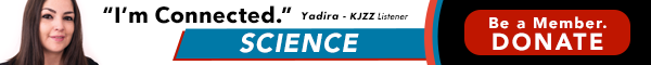 Im Connected - Yadira KJZZ Listener. Be A Member. Donate.