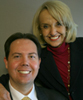 Governor Jan Brewer and son Michael Brewer