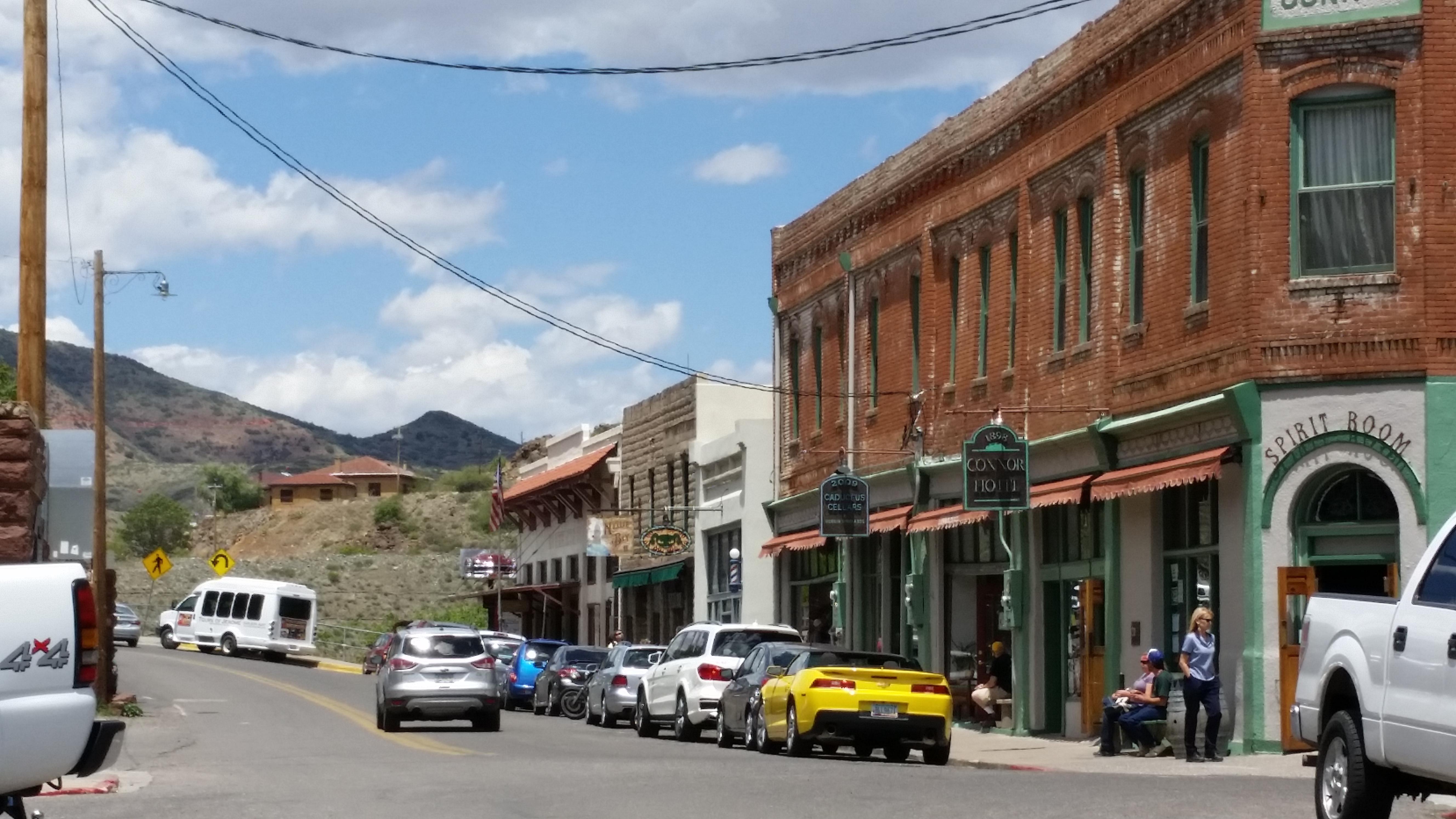 Main Street in Jerome