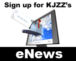 Sign up for KJZZ's eNews