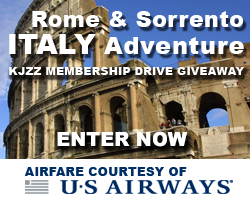 KJZZ Rome and Sorrento Italy Adventure - a KJZZ Membership Drive Giveaway - Enter Now