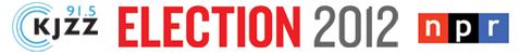 91.5 KJZZ NPR Election 2012 banner