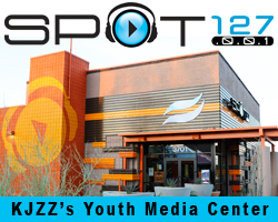 SPOT 127 - KJZZ's Youth Media Center