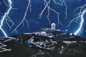 Kitt Peak Observatory - Arizona Highways Magazine