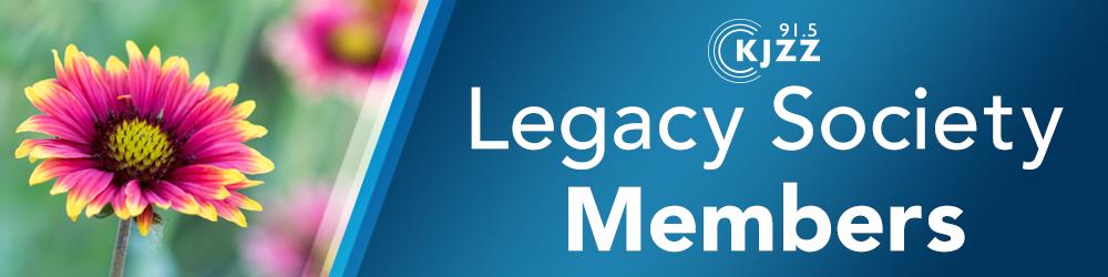 KJZZ Legacy Society Members