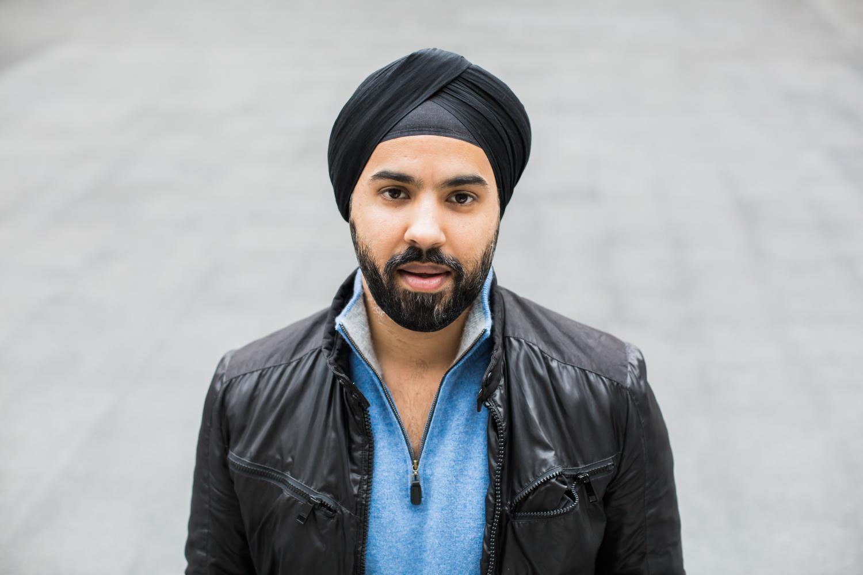 Arjun Singh Sethi, author of American Hate