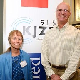 Linda and Bob Granzow
