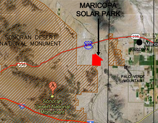 Maricopa Solar Park