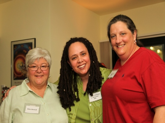 Ms. Rita Bostick and Ms. Joy Ramsey