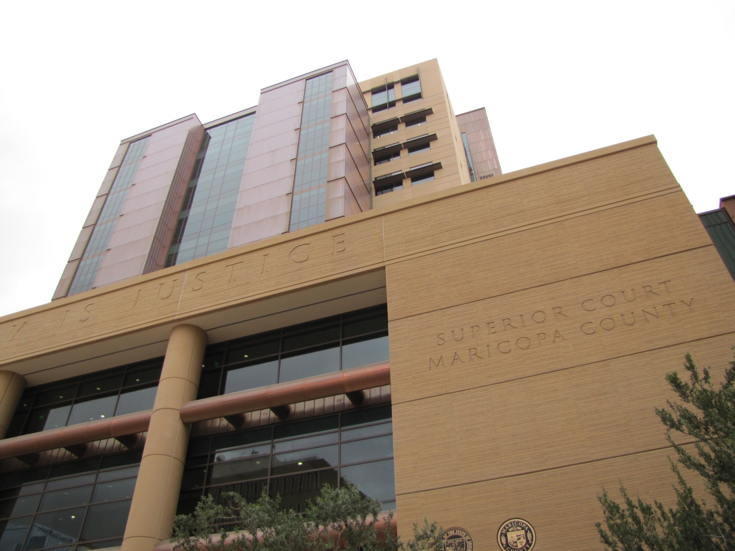 Maricopa County New Court Tower