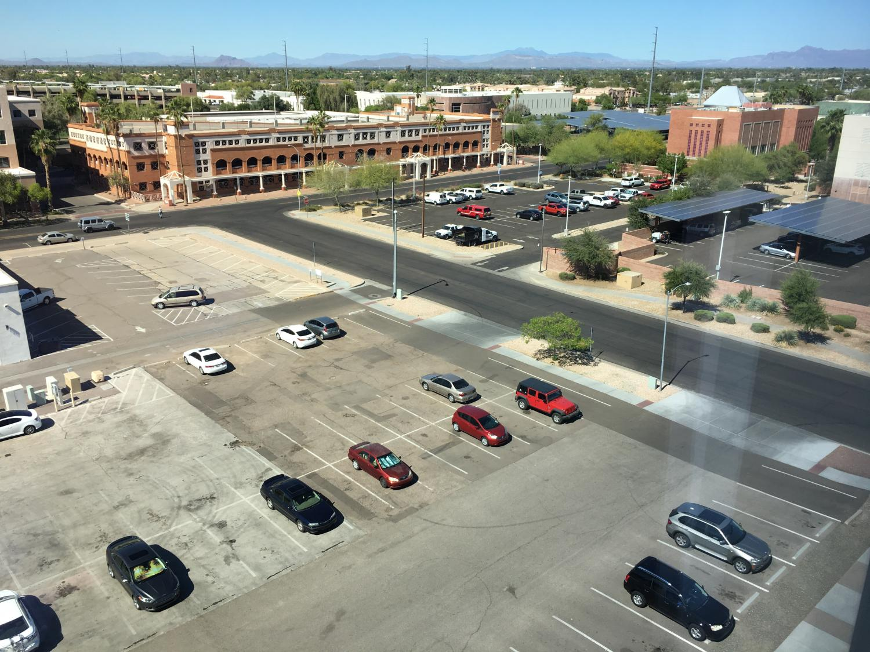 Chandler parking lot
