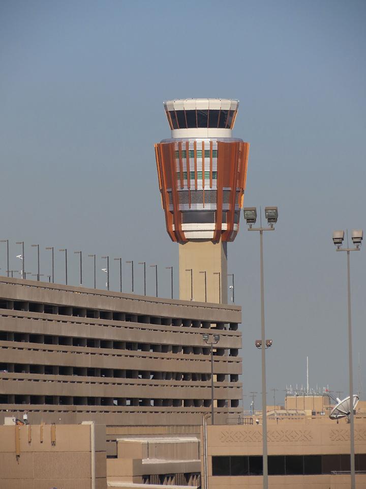 Phoenix Sky Harbor Airport Control Tower