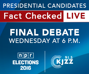 2016 Presidential Debate Facts Checked Live