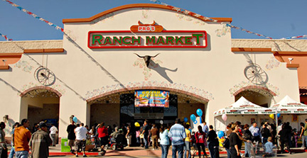 One of the seven Pro's Ranch Markets in Arizona