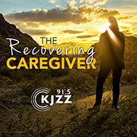 The Recovering Caregiver Podcast Icon