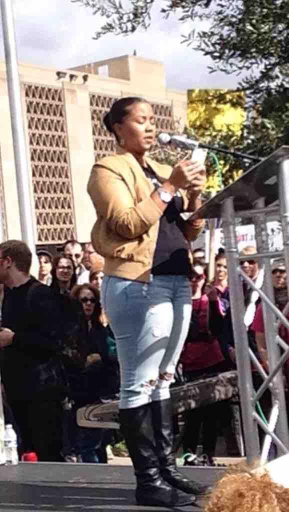 As A Black Native American, Arizona Woman Had To Prove She Was 'Native Enough'