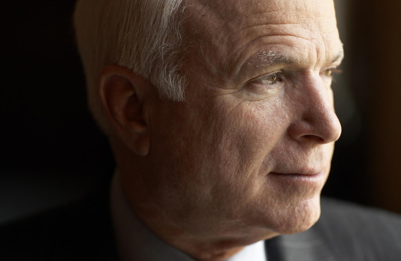 Sen. John McCain in 2006