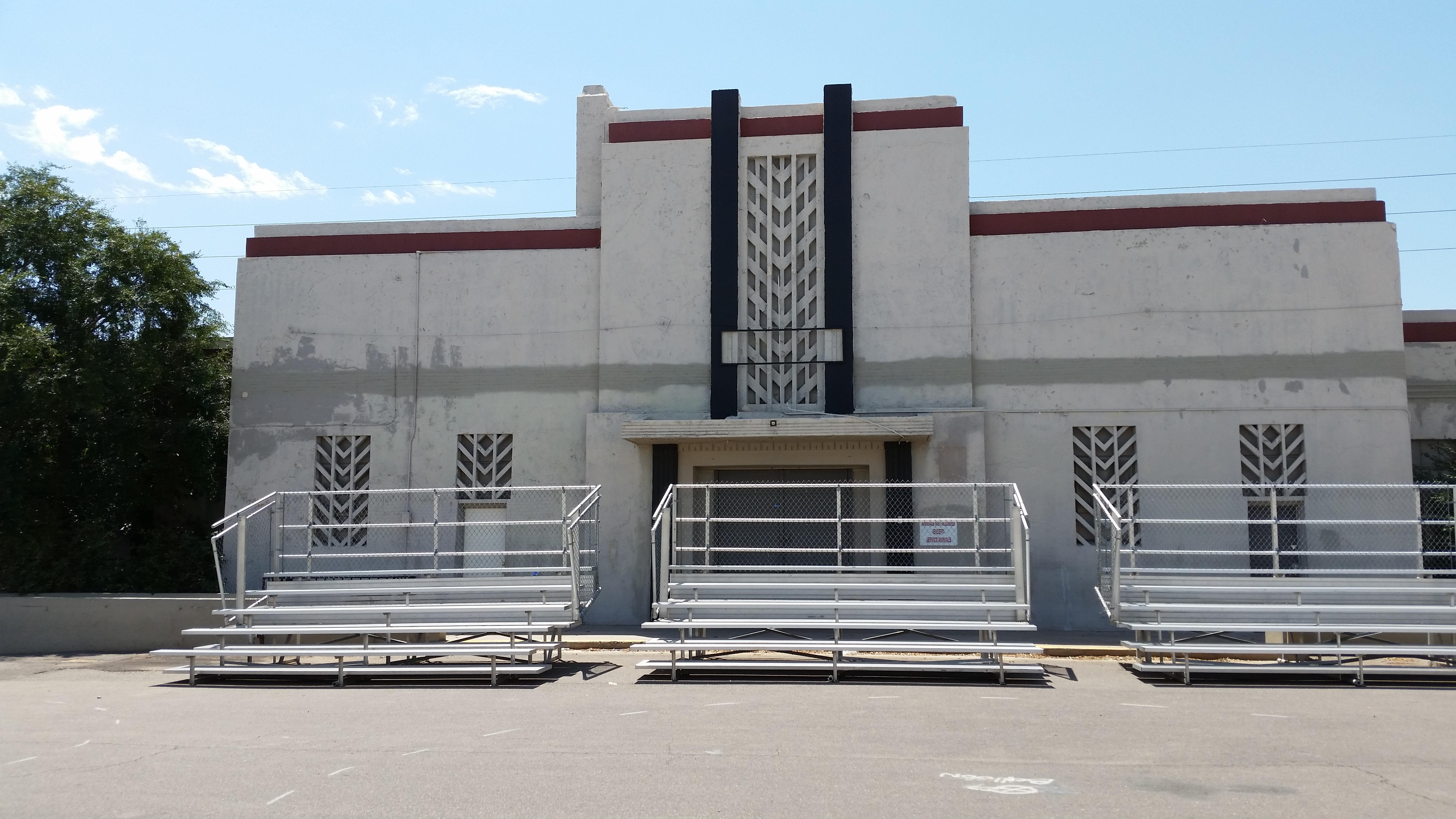 Arizona State Fair WPA Civic Building