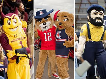 University mascots