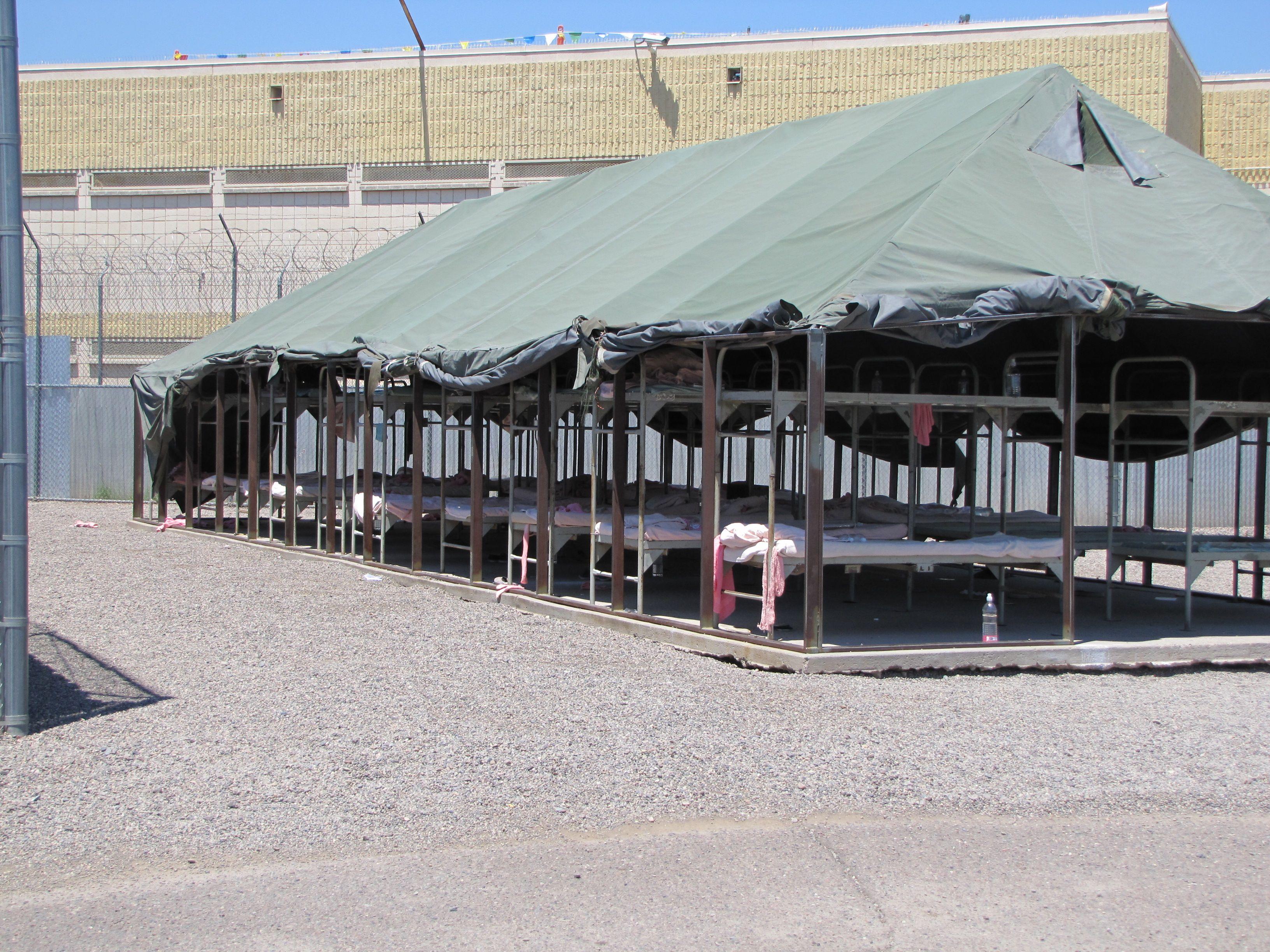 Tent City Tent