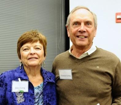 Mr. Thomas and Mrs. Zona Loring