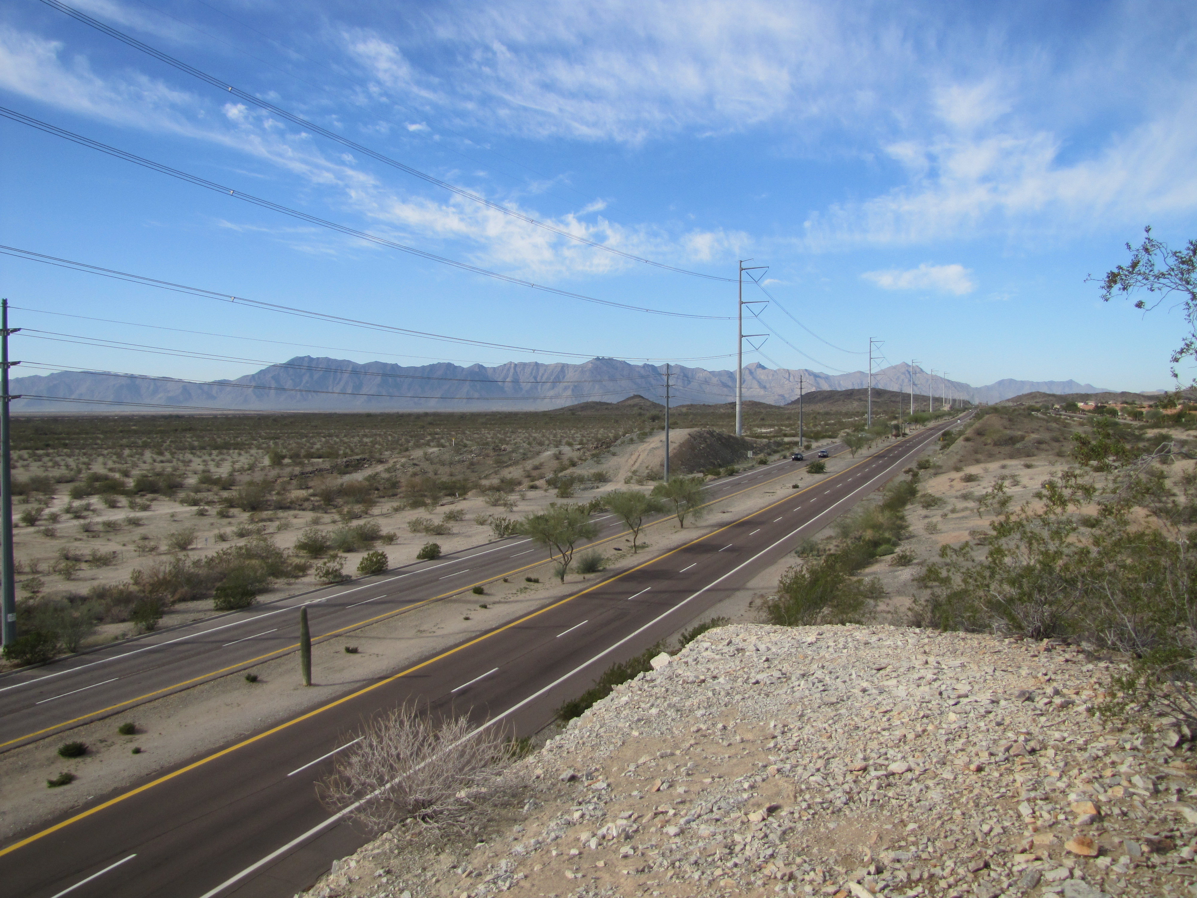 Pecos Road Loop 202