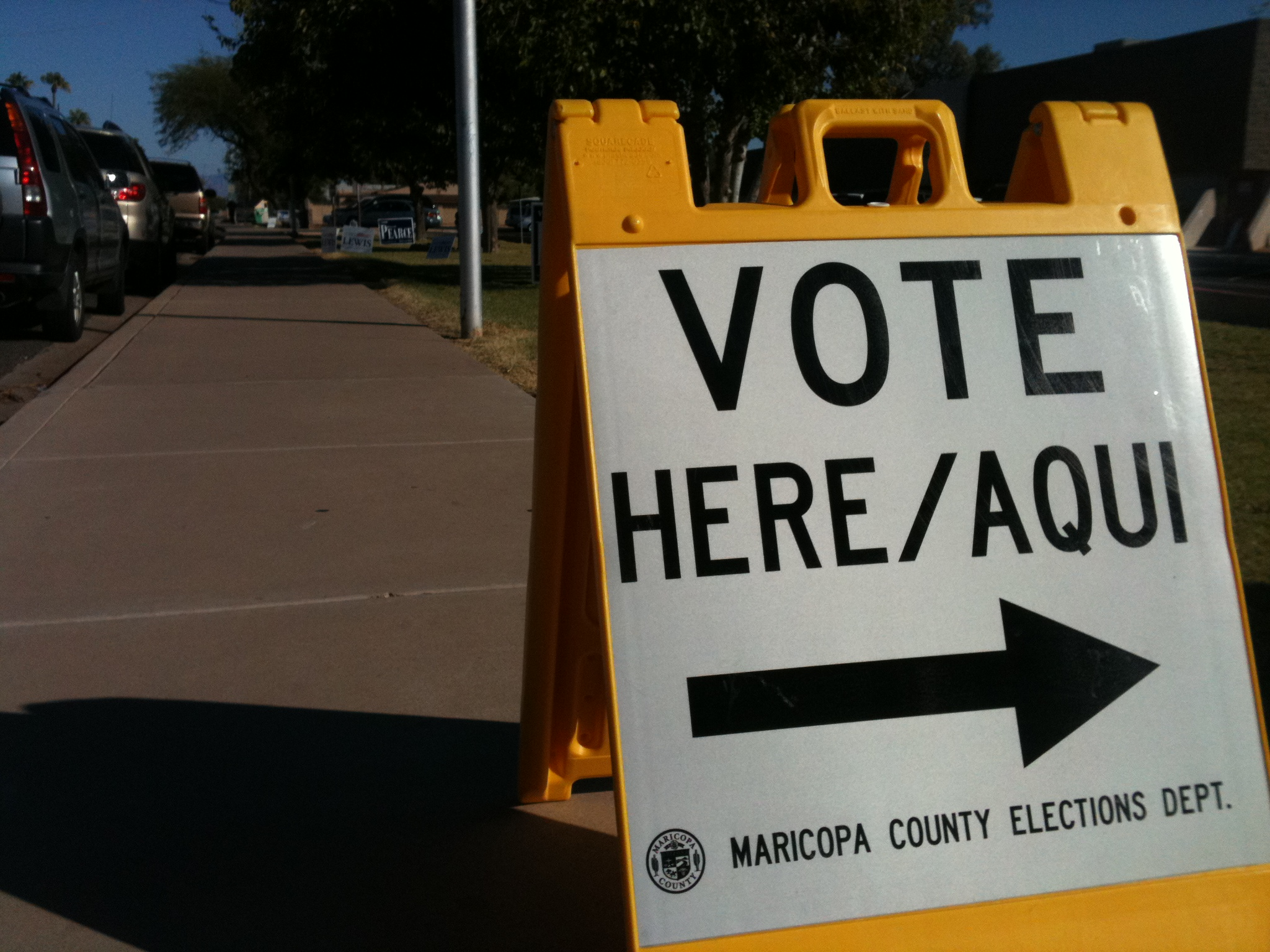 Vote-Election-Sign
