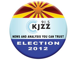 KJZZ 91.5 Election 2012 - News and Analysis You Can Trust