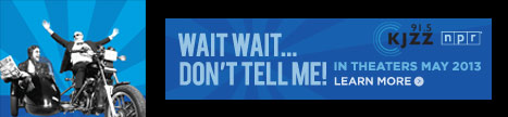 Wait Wait... Don't Tell Me!  In theaters May 2013  Learn More.
