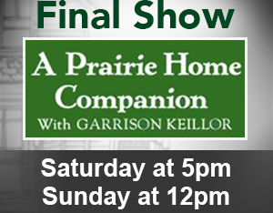 A Prairie Home Companion Final Show
